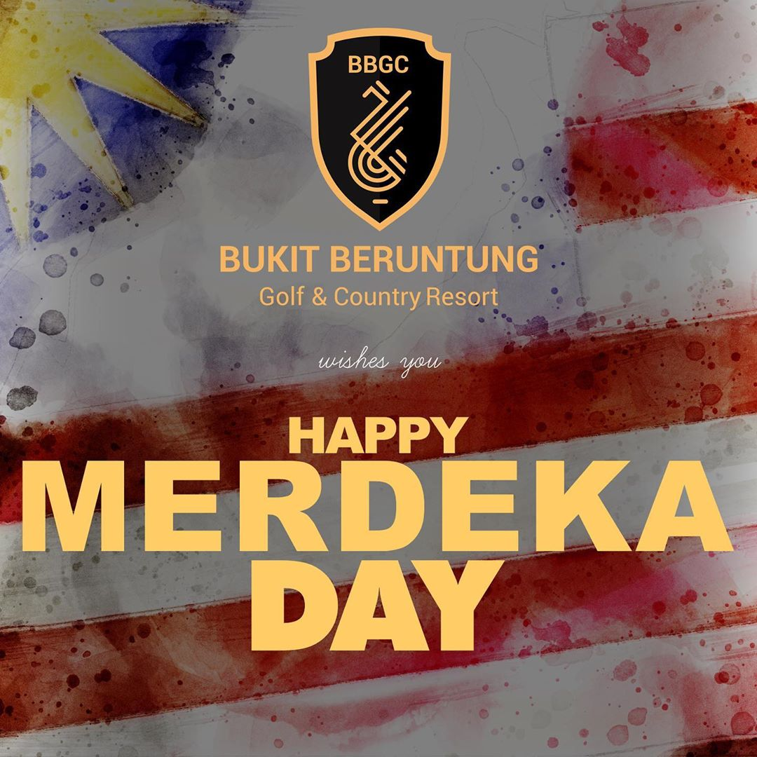 Happy Merdeka Day