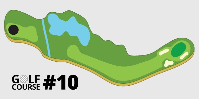 BBGC Golf Course #10