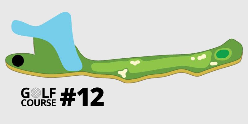 BBGC Golf Course #12