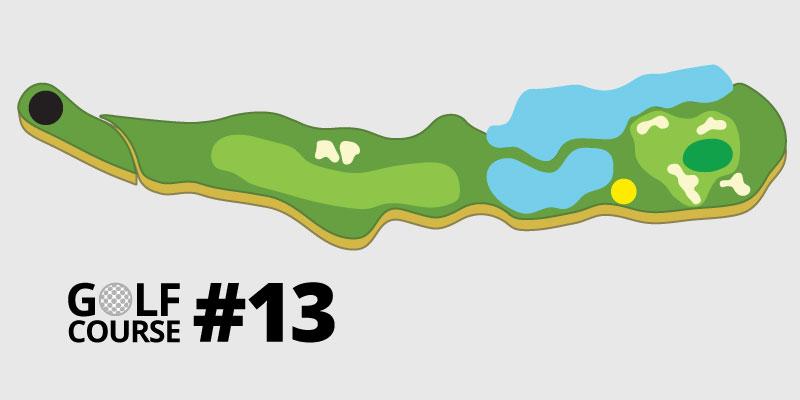 BBGC Golf Course #13