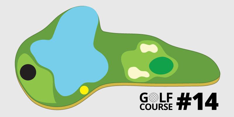 BBGC Golf Course #14