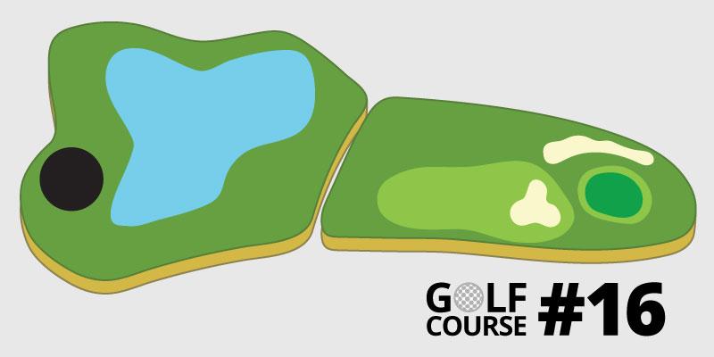 BBGC Golf Course #16