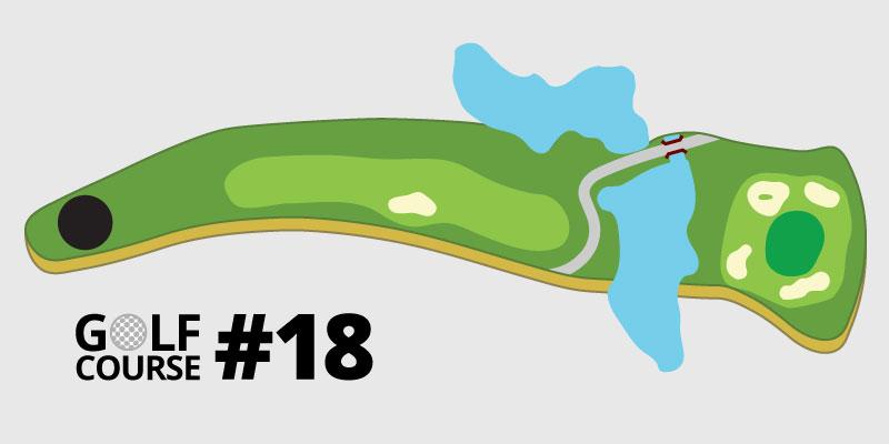 BBGC Golf Course #18