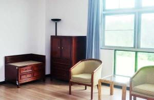 BBGC Hotel Room