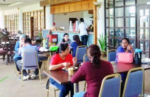 BBGC Terrace Cafe